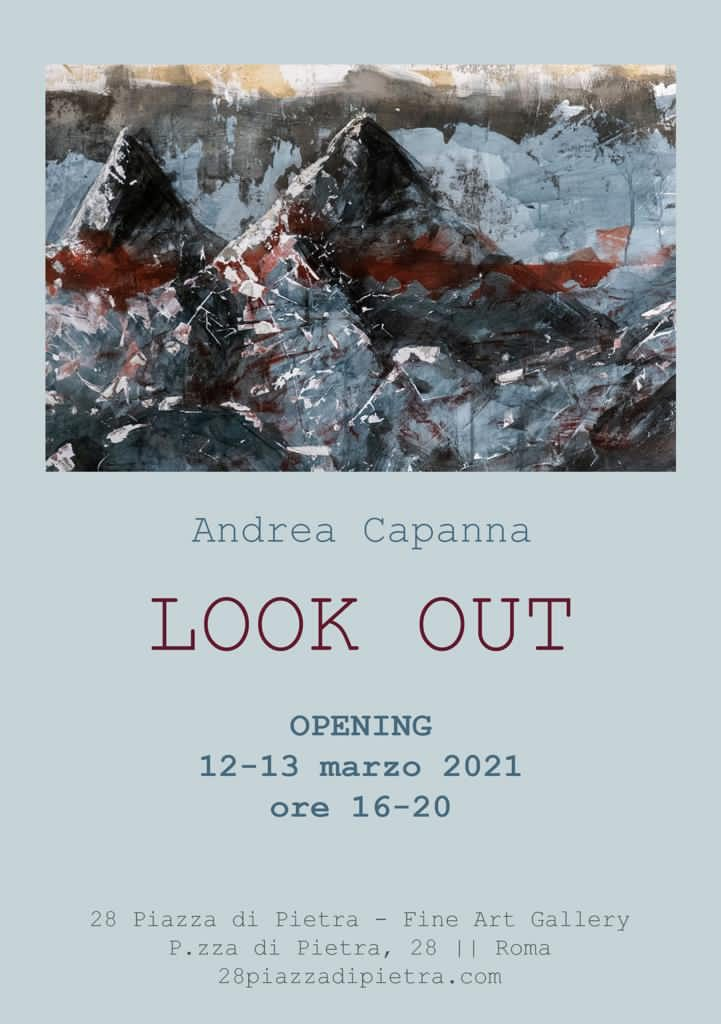 LOOK OUT Mostra Andrea Capanna
